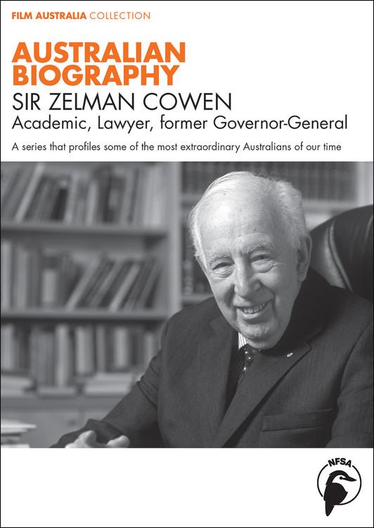 Australian Biography Series - Sir Zelman Cowen (3-Day Rental)