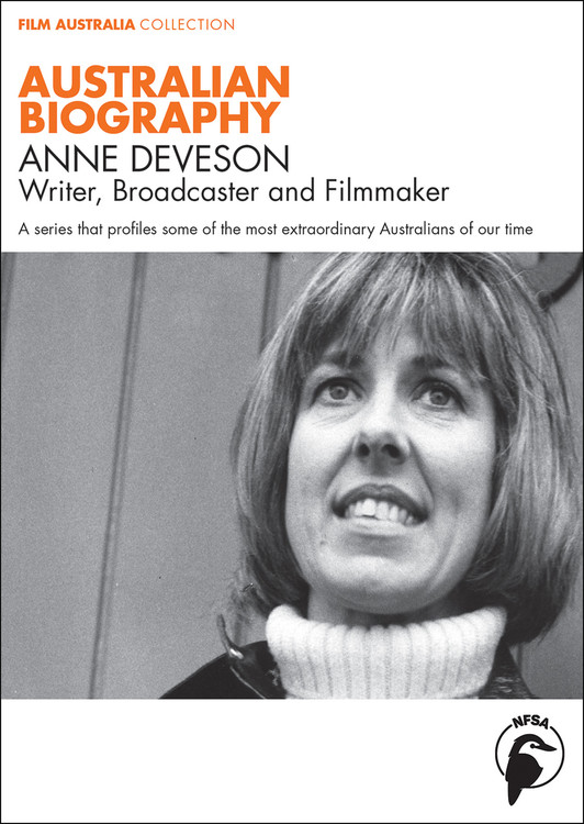 Australian Biography Series - Anne Deveson (3-Day Rental)