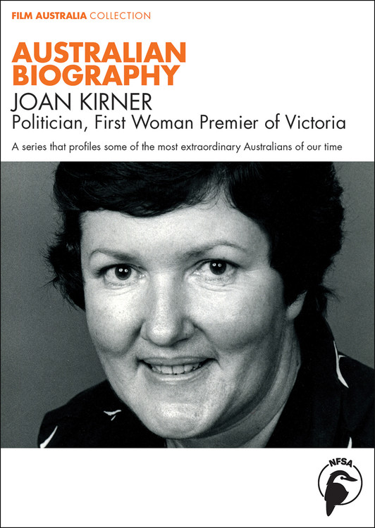 Australian Biography Series - Joan Kirner (1-Year Access)