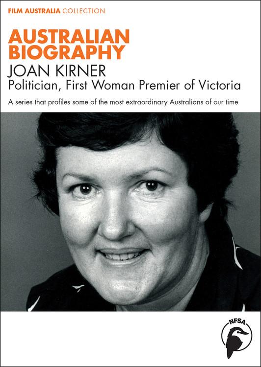 Australian Biography Series - Joan Kirner (3-Day Rental)