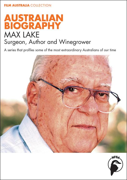 Australian Biography Series - Max Lake (3-Day Rental)