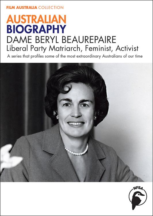 Australian Biography Series - Dame Beryl Beaurepaire (1-Year Access)