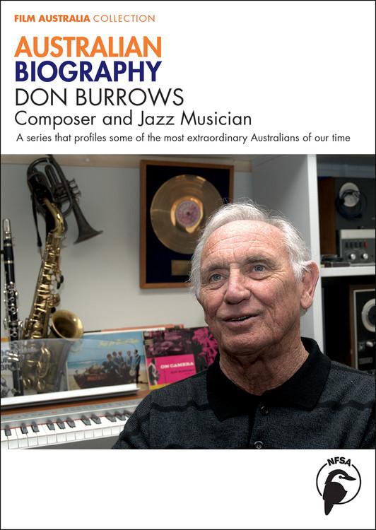 Australian Biography Series - Don Burrows (3-Day Rental)