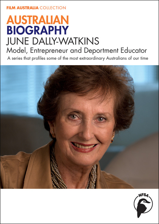Australian Biography Series - June Dally-Watkins (1-Year Access)