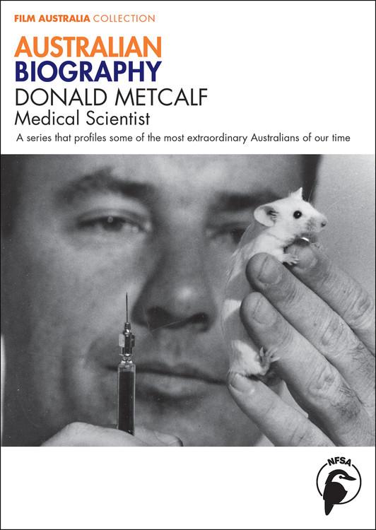 Australian Biography Series - Donald Metcalf (3-Day Rental)