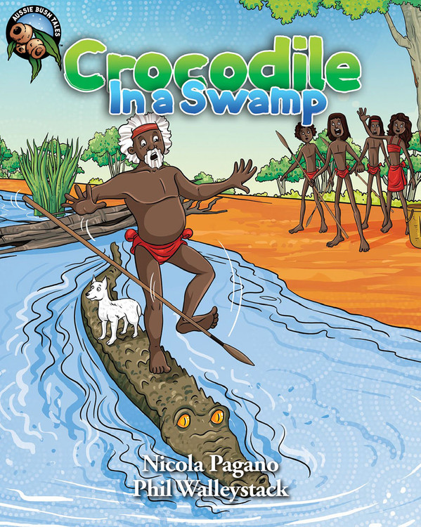 Crocodile in a Swamp (EPUB)