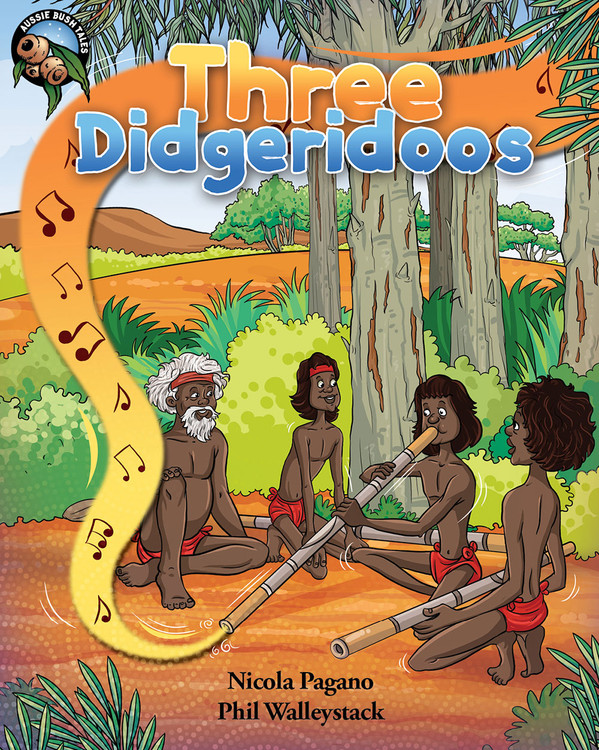 Three Didgeridoos (EPUB)