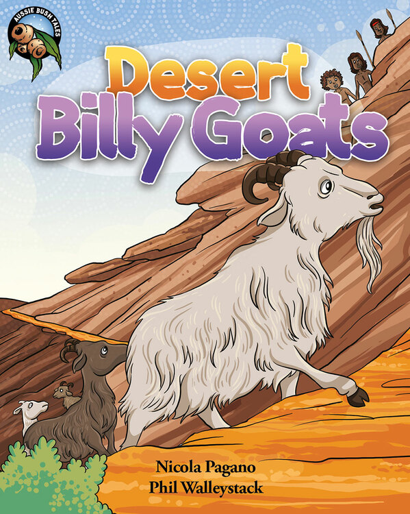 Desert Billy Goats - Narrated Book (1-Year Rental)