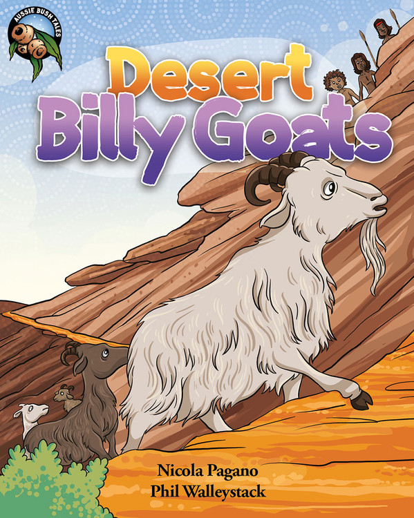 Desert Billy Goats - Narrated Book (3-Day Rental)