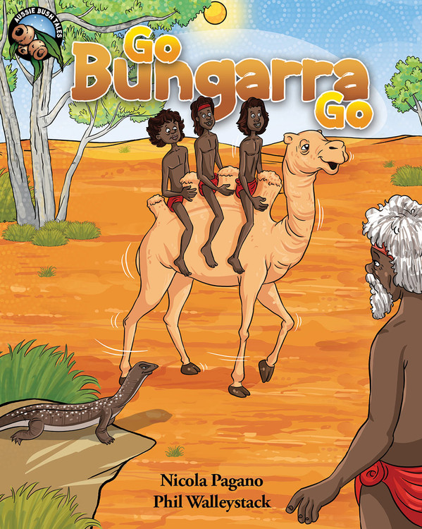 Go Bungarra Go - Narrated Book (3-Day Rental)