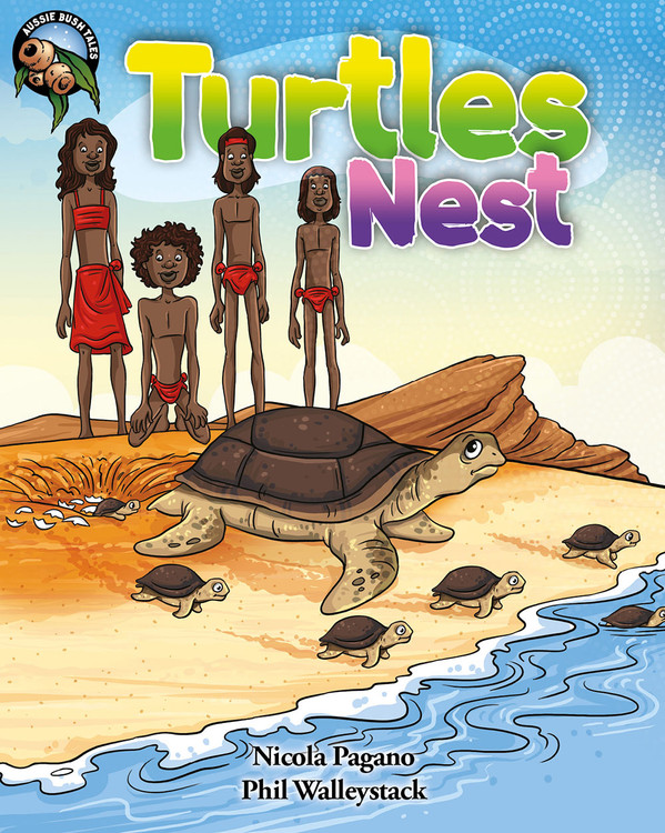 Turtles Nest - Narrated Book (1-Year Rental)