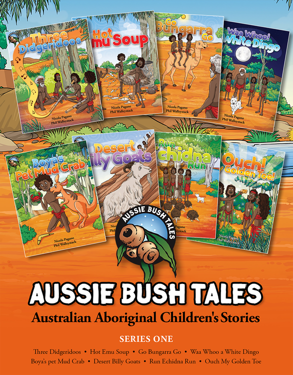 Aussie Bush Tales - Series 1 (1-Year Rental)