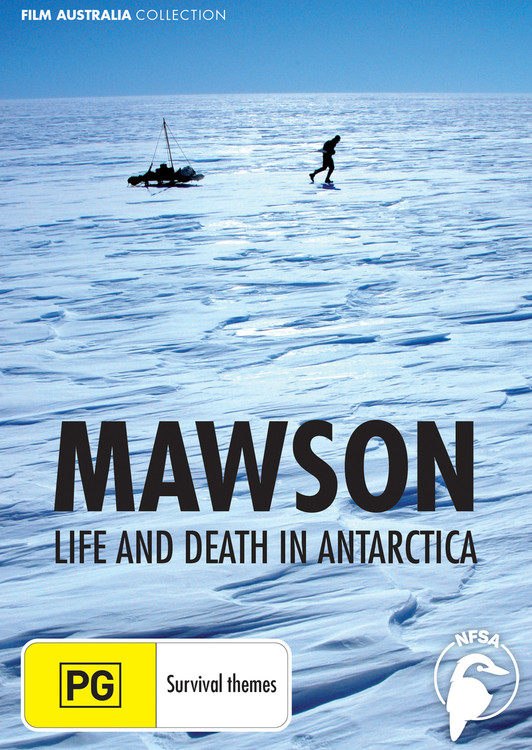 Mawson - Life and Death in Antarctica (3-Day Rental)