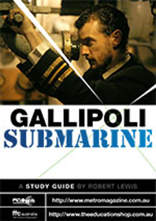 Gallipoli Submarine