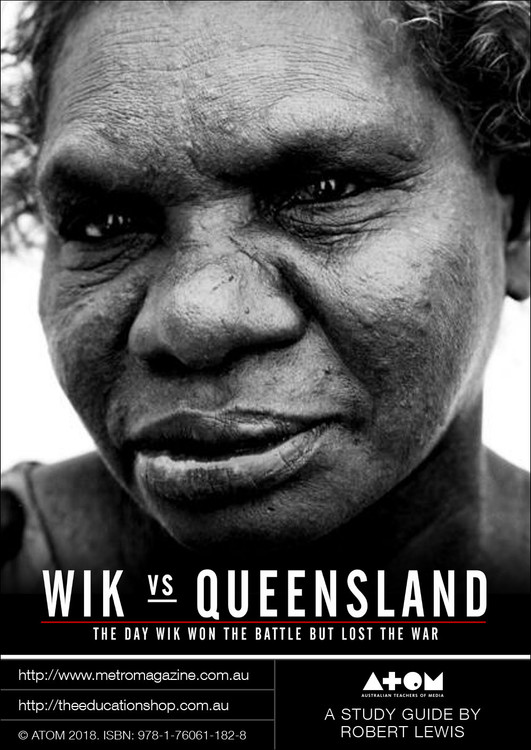 Wik vs Queensland (ATOM Study Guide)
