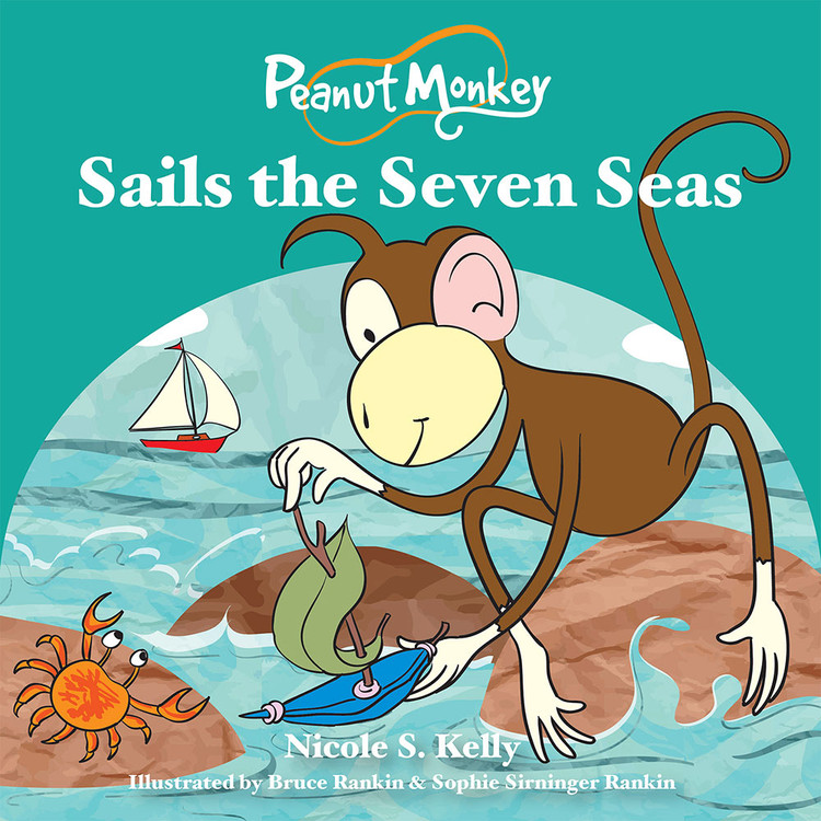 Peanut Monkey Sails the Seven Seas