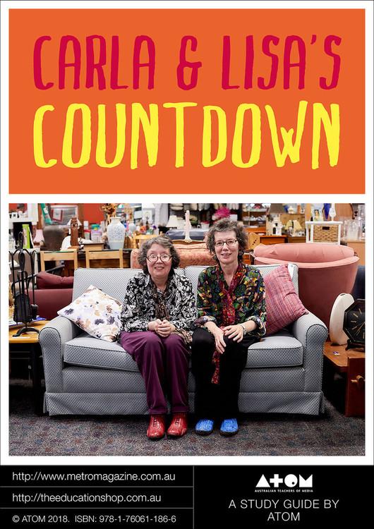 Carla and Lisa's Countdown (ATOM Study Guide)  - PDF + EPUB