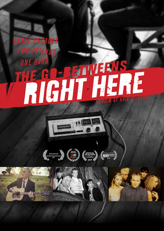 Go-Betweens, The: Right Here