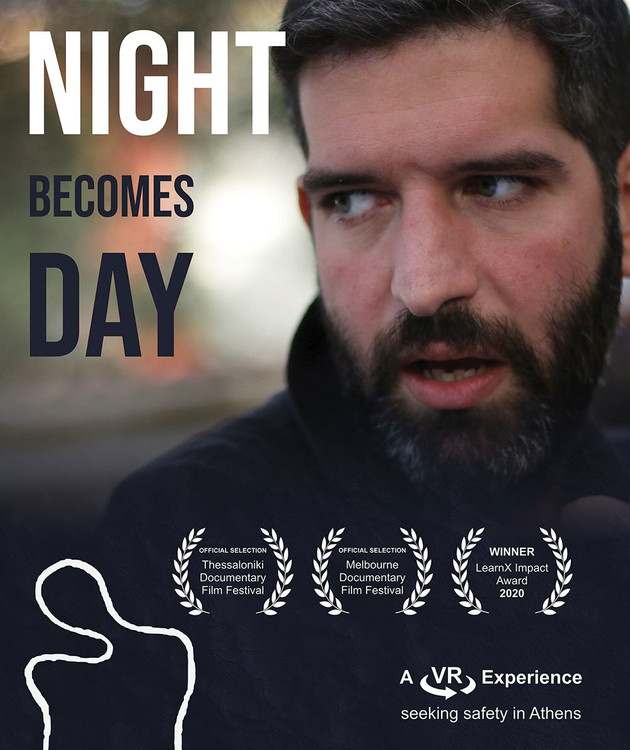 Night Becomes Day - 3D Secondary School (7-Day Rental)