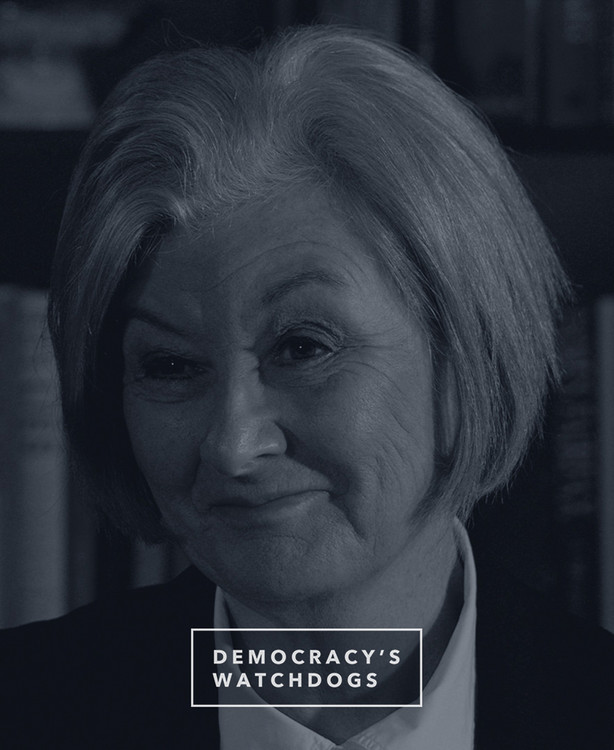 Democracy's Watchdogs: Kate McClymont (1-Year Rental)