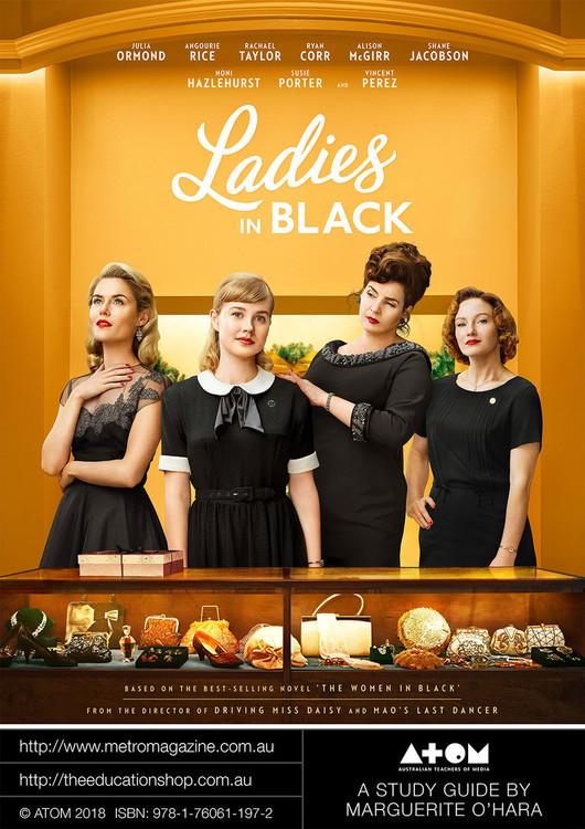 Ladies in Black (ATOM Study Guide) - PDF + EPUB