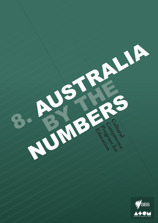 Cultural Competence Program - Module 8: Australia by the Numbers (3-Day Rental)
