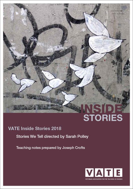 Stories We Tell (VATE Inside Stories)