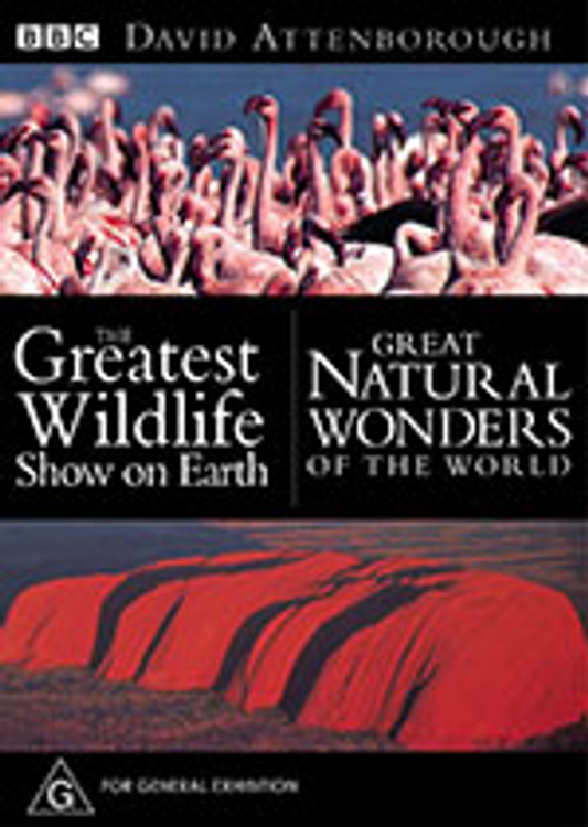 Greatest Wildlife Show on Earth, The / Great Natural Wonders of the World