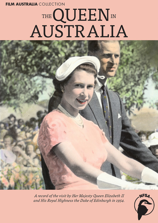 Queen in Australia, The (1-Year Access)