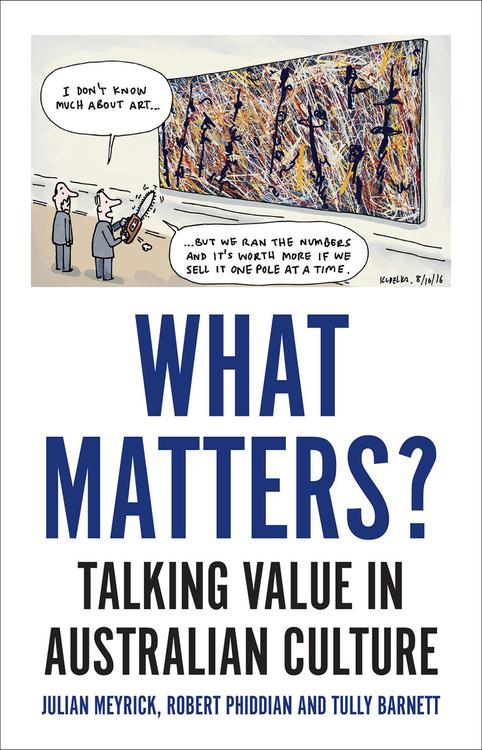What Matters? Talking Value in Australian Culture