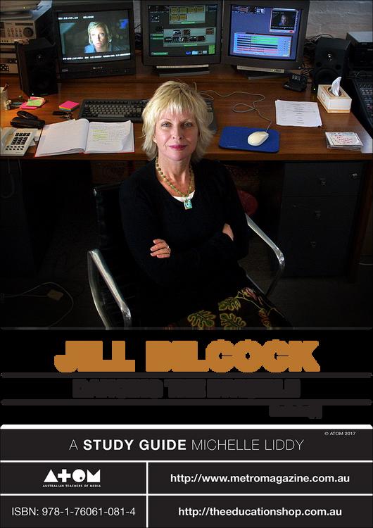 Jill Bilcock: Dancing the Invisible (ATOM Study Guide)