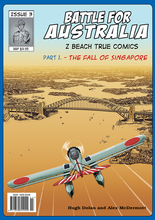 Battle for Australia Part 1: The Fall of Singapore