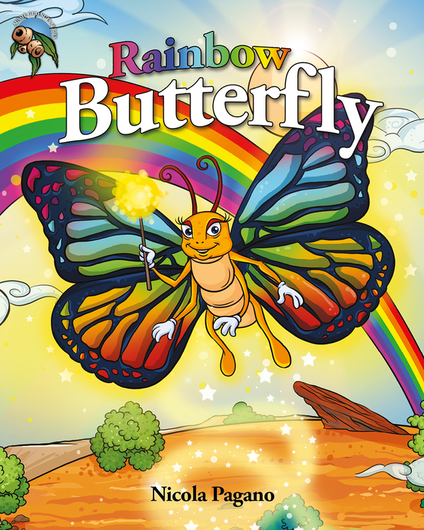 Rainbow Butterfly - Narrated Book (3-Day Rental)