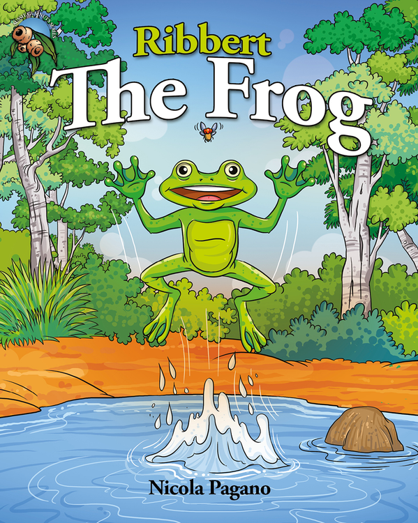 Ribbert the Frog - Narrated Book (3-Day Rental)
