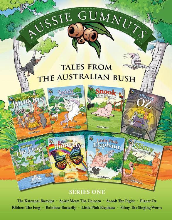 Aussie Gumnuts Children's Stories (1-Year Access)