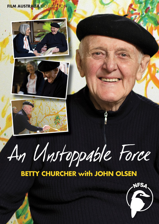 Unstoppable Force, An - Betty Churcher with John Olson (3-Day Rental)