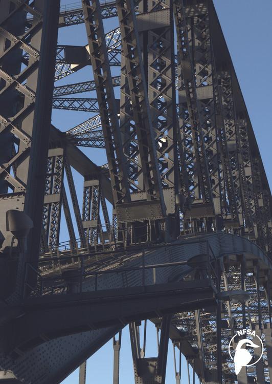 Constructing Australia: The Bridge (3-Day Rental)