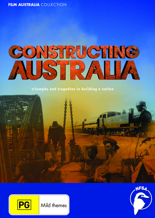 Constructing Australia: series (3-Day Rental)