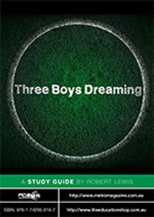 Three Boys Dreaming