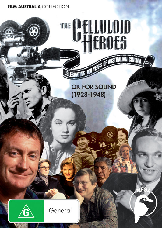 Celluloid Heroes, The: OK for Sound (1928-1948) (1-Year Access)