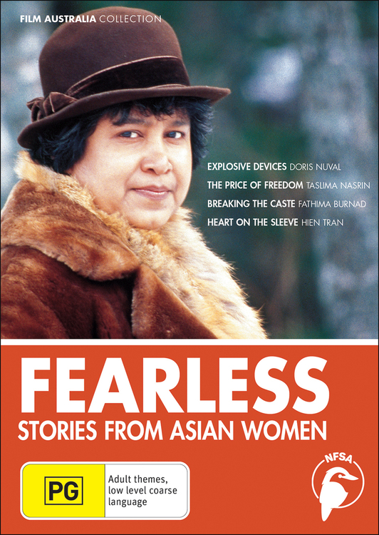 Fearless - Stories from Asian Women: series (1-Year Access)