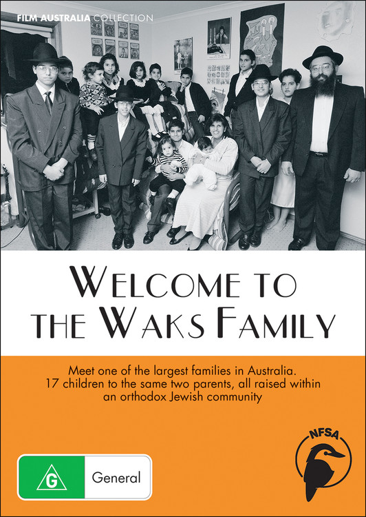 Welcome to the Waks Family (3-Day Rental)