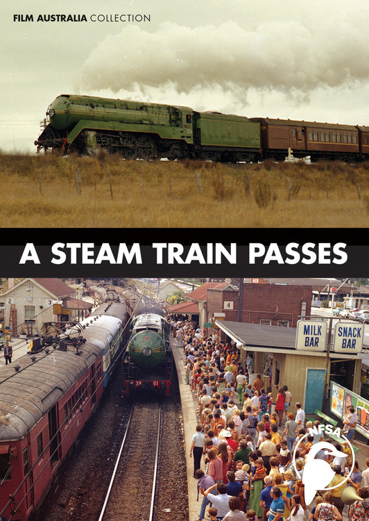 Steam Train Passes, A (3-Day Rental)