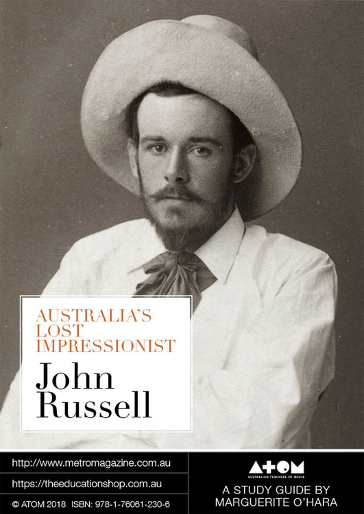 Australia's Lost Impressionist: John Russell (ATOM Study Guide)