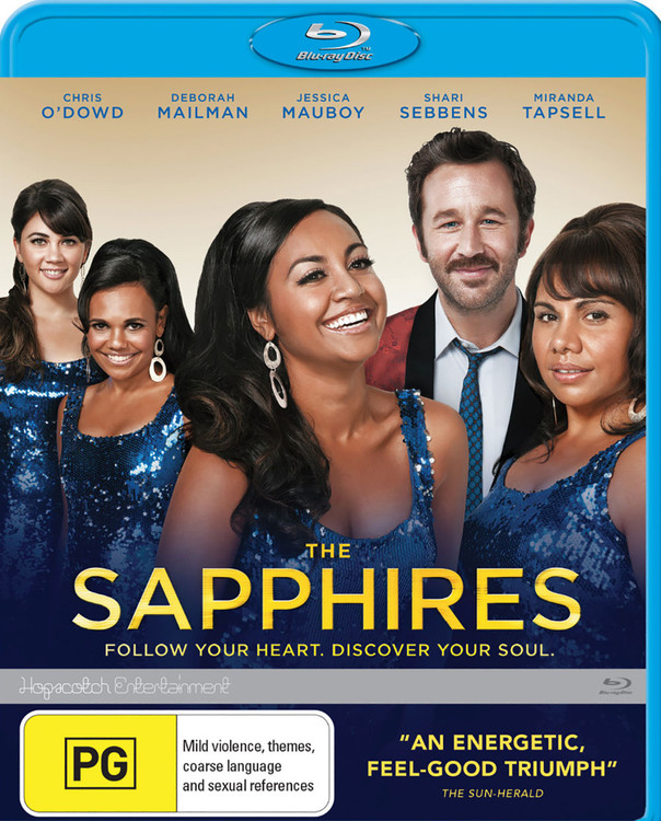 Sapphires, The (Blu-ray)