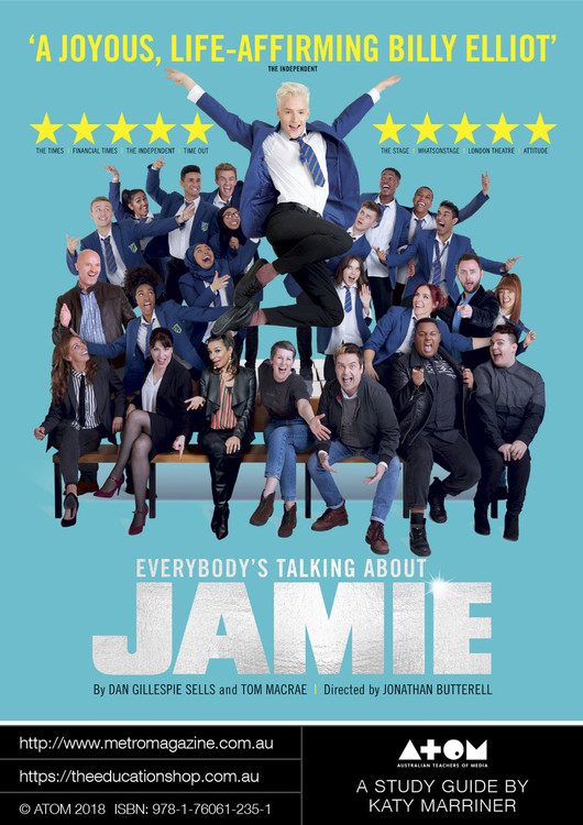 Everybody's Talking About Jamie (ATOM Study Guide)