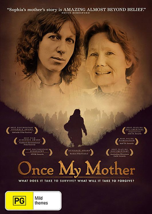 Once My Mother (DVD)