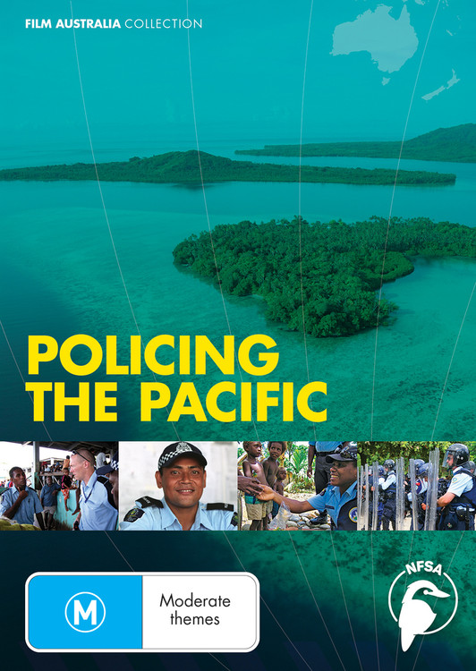 Policing the Pacific (series) (3-Day Rental)