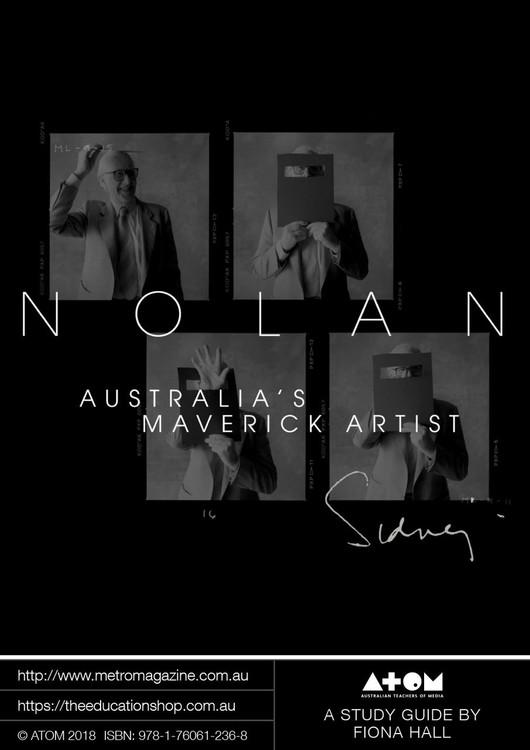 Nolan: Australia's Maverick Artist (ATOM Study Guide)