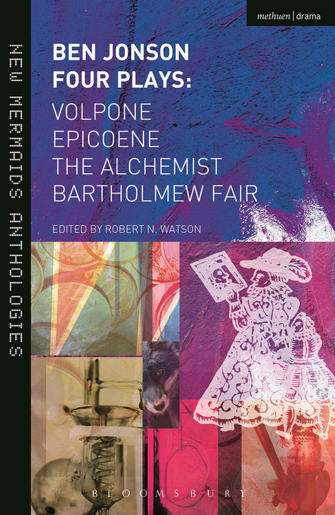Ben Jonson Four Plays: Volpone, Epicoene, The Alchemist, Bartholmew Fair